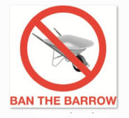 Ban the Barrow